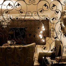 128平精致美式風格客廳設計