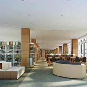 圖書館設計裝修欣賞