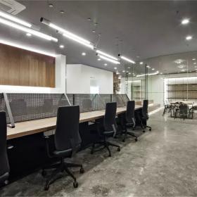小型辦公室裝修設計圖片欣賞