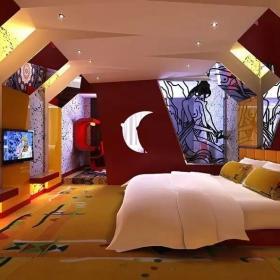 賓館酒店主題裝修設計