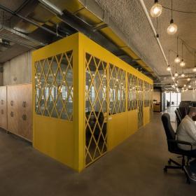 以色列建筑辦公室八