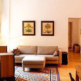 75平宜家風格客廳設計