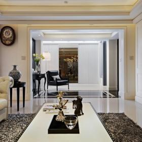 中式新古典风格客厅设计