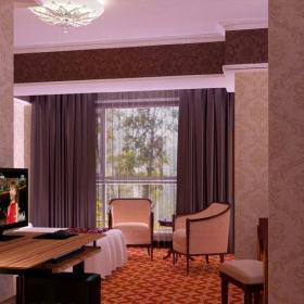 宾馆电脑桌装修效果图大全