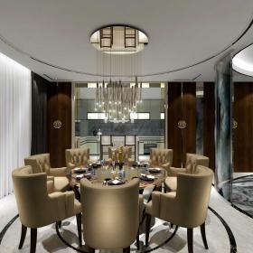四居室餐廳設計吊頂設計