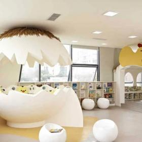 幼兒園教室設計欣賞
