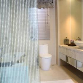 最新简欧卫生间瓷砖效果图