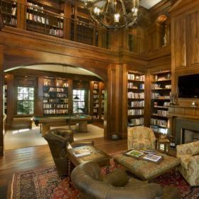 圖書館設計主題風格