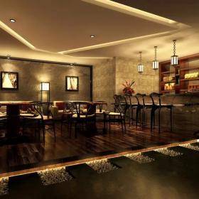 酒吧吧臺設計裝飾案例