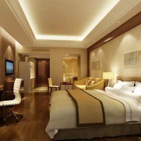 酒店公寓式客房装修图片