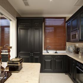 保利海德公園廚房廚房整體櫥柜設計
