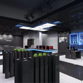 數碼店裝修設計