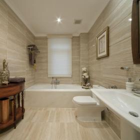 別墅衛生間設計圖片