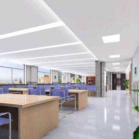 图书馆内部设计