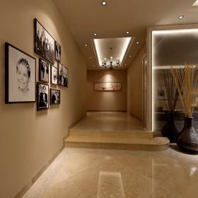 典雅客廳過道設計