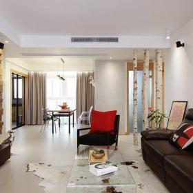 现代简洁家居客厅设计