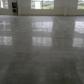 工厂混泥土固化地坪装修欣赏