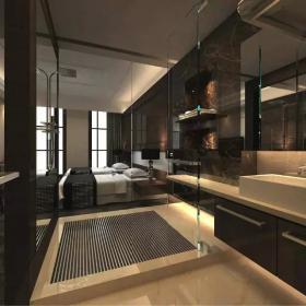 天津佰豪酒店客房衛生間圖片