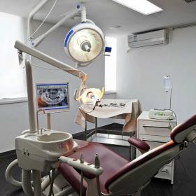 牙科會所診室裝修設計