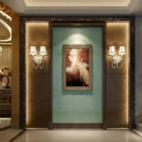 现代会所室内楼梯设计图片