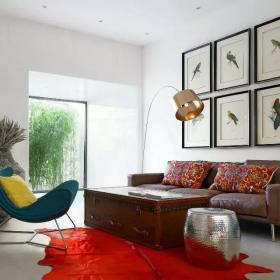 客廳沙發照片墻裝修效果圖價格