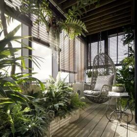 簡約家庭休閑區設計圖片