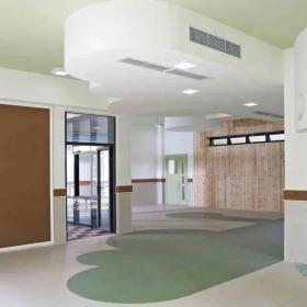 幼兒園教學樓裝修設計
