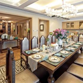 230平米欧式风格别墅装修设计欣赏