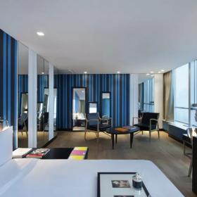 酒店客房吊頂裝修設計