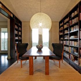 圖書館內部裝修圖片