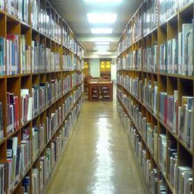 學校圖書館裝修圖集