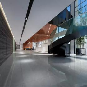 公司扶梯裝潢設計圖片