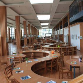 圖書館個性設計圖片
