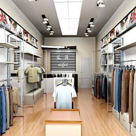 小型服裝店裝修效果圖