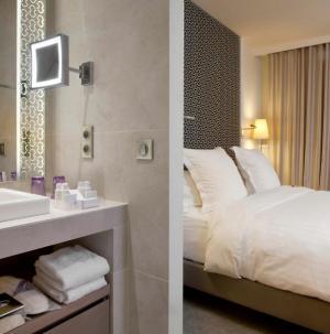 麥羅特別墅酒店裝修臥室圖片