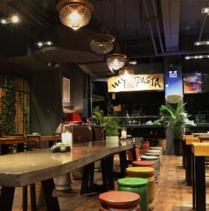 武汉天地MY餐厅布局图片