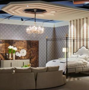 109平時尚混搭風格家裝設計臥室圖片