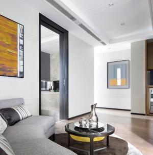 121平现代美式风格家装设计休闲区图片