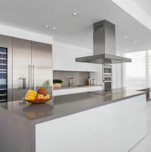 現代簡約風格廚房裝修效果圖