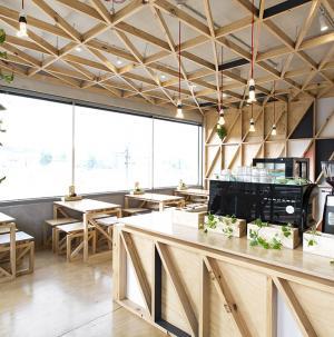 咖啡馆装潢设计