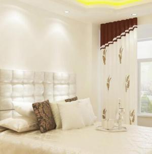 130平现代简约风格设计卧室效果图