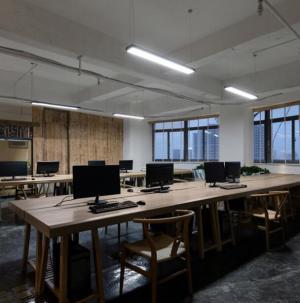 现代办公室室内效果图片欣赏
