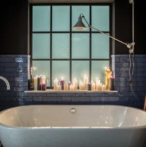 152平衛浴浴缸設計效果圖