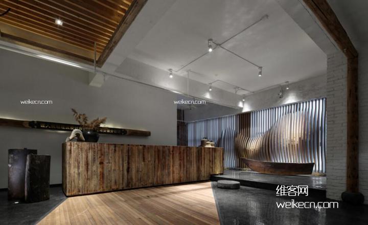 公司办公室装饰设计室内图片