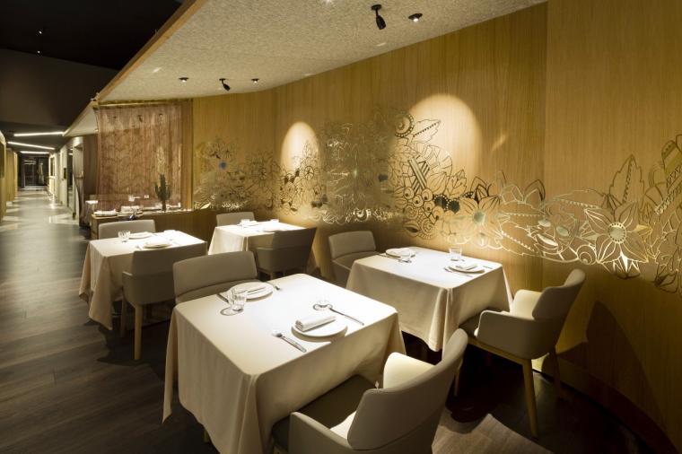 Mextizo餐廳裝修設計八