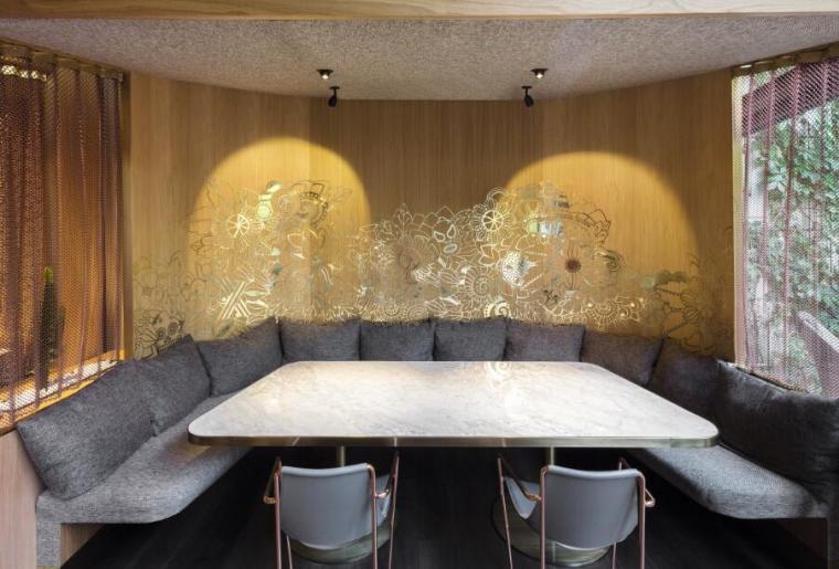 Mextizo餐廳裝修設計六