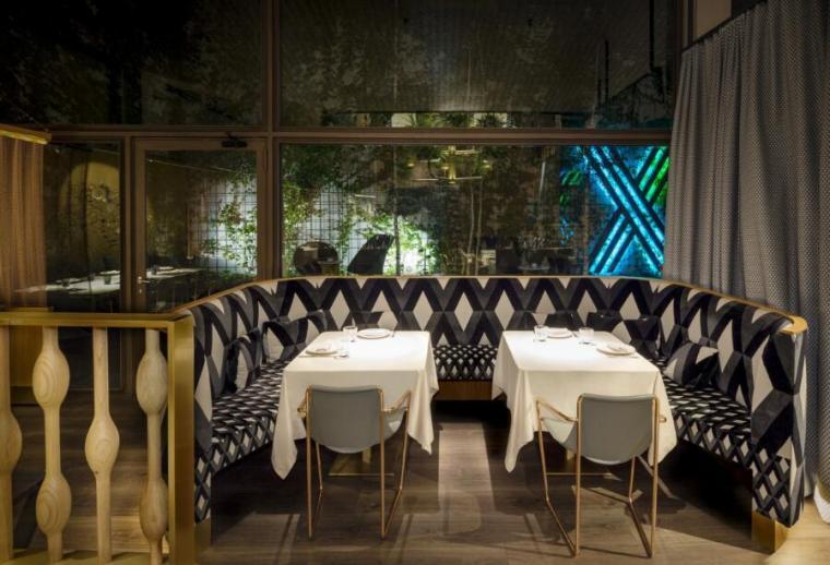 Mextizo餐廳裝修設計四