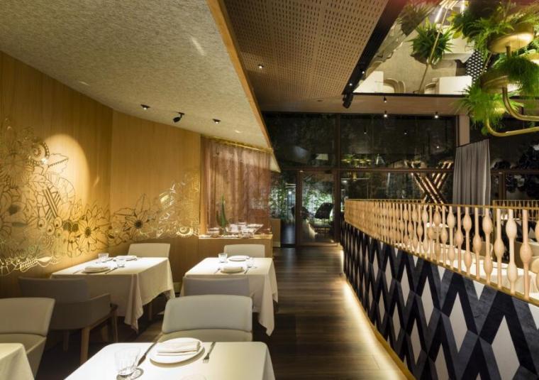 Mextizo餐廳裝修設計五