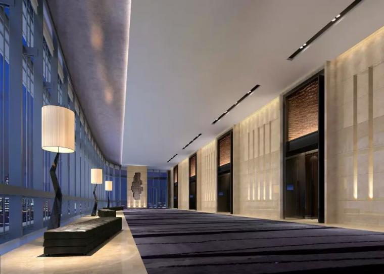 深圳万豪酒店宴会前厅图片