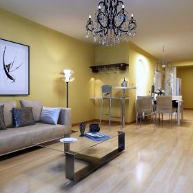 現代簡約風格三室裝修圖